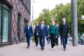 Isamaa, Eesti 200, EKRE, Center and the Greens submitted their local election candidates for Tallinn on Tuesday.