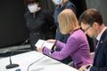 Жеребьевка в Таллиннской избирательной комиссии.