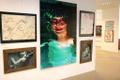 Aleksander Vardi näituse avamiselt Uue Kunsti Muuseumis