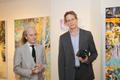 Vernissage galeriis avati Philip Arvo Luige isikunäitus