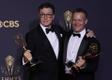 Stephen Colbert ja Chris Licht