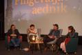 Tartus esilinastus film kirjanik Mehis Heinsaarest.