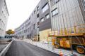 Строительство Таллиннской школы музыки и балета.