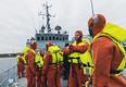 Моряки срочной службы сдали последний экзамен.