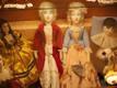 19. sajandi salonginukud olid pigem ruumikaunistus, kui mänguasjad.