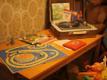Nõukogude Liidu kosmose-ideoloogia laste mängutoas.