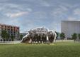 """Tallinna 6. Arhitektuuribiennaali installatsioonivõistluse """"Slowbuilding"""" võitis Austraalia arhitektuuribüroo Simulaa ja Natalie Alima projektiga"""