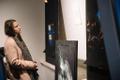 Открытие выставки Фредерика Кланберга.
