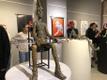 Выставка работ Май и Урсулы Аавасалу.
