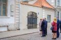 President Alar Karis esimesel välisvisiidil Riias