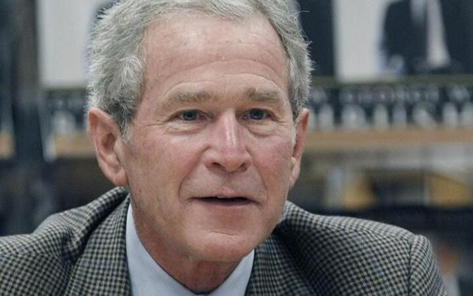 Первым американским лидером, посетившим Эстонию во время своего президентского срока стал Джордж Буш - младший