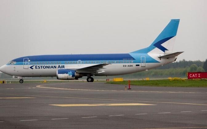 Для того, чтобы авиакомпании Estonian Air выжить, она должна более чем в два раза увеличить парк самолётов