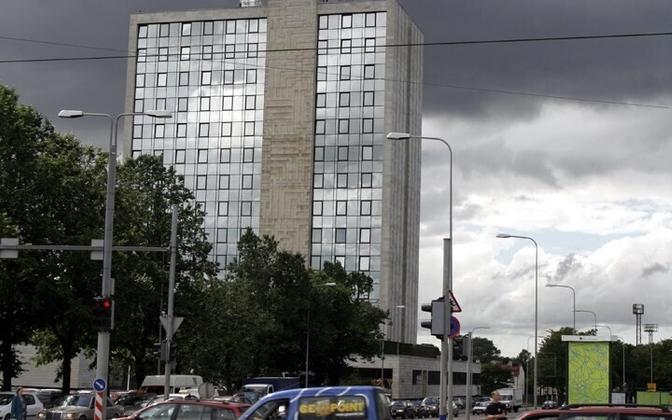 Здание Министерства финансов Эстонии