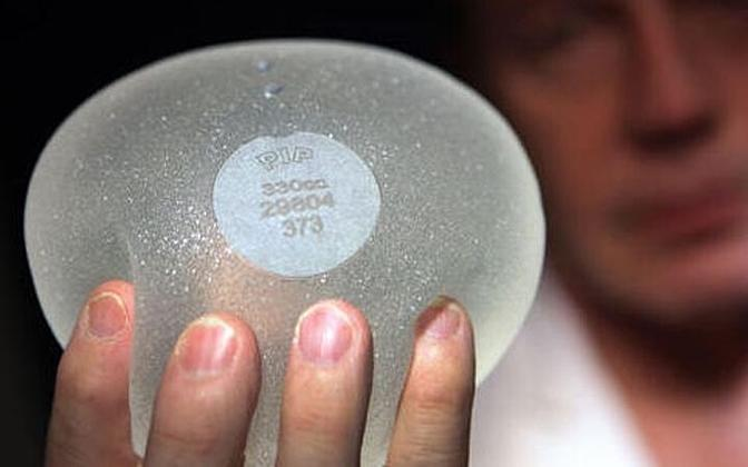PIP breast implants have been found harmful to health