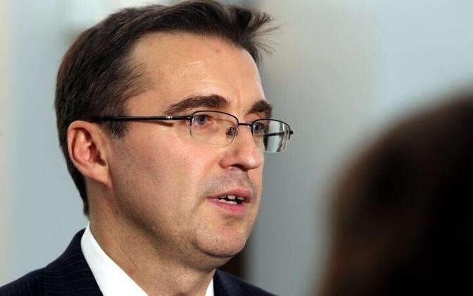 Андрес Сутт получил новое назначение.