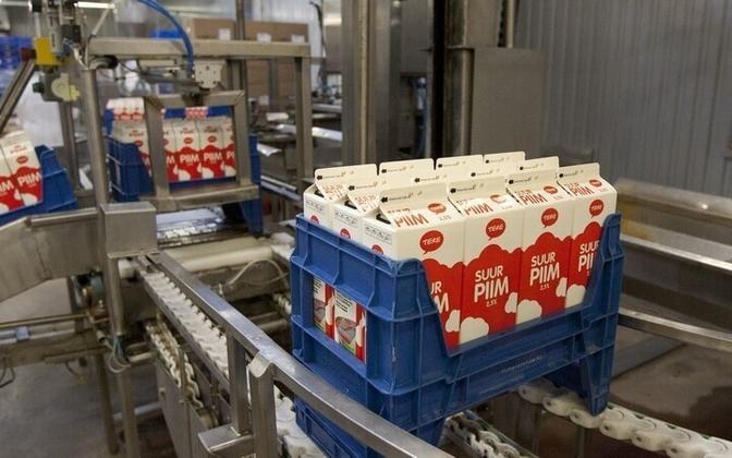 Россияне проверят эстонское молоко.