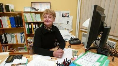 Eesti Maaülikooli teadusprorektor Anne Luik.