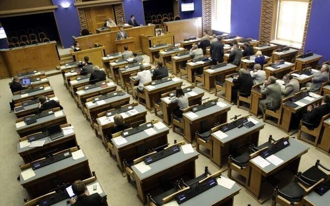 Против проголосовали 27 депутатов.