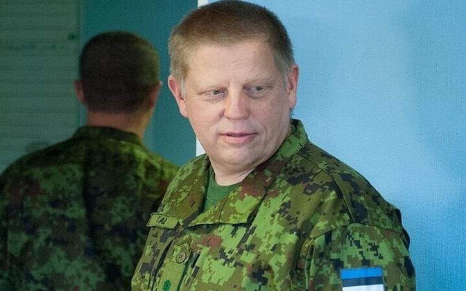 Col. Peeter Tali is the deputy director of NATO's strategic communications center in Riga.