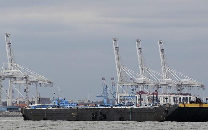 Naftatanker New Yorgi sadamas Reuters/Scanpix