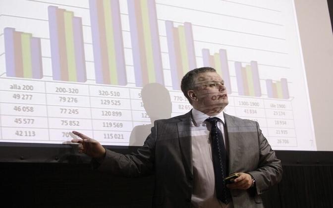 Глава Налогово-таможенного департамента Марек Хелм