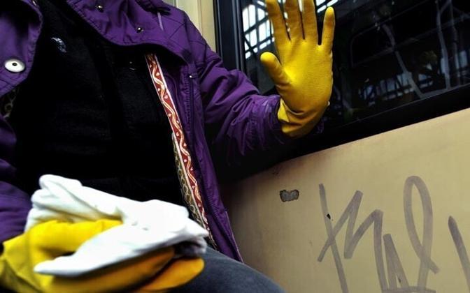 Näiteks tõid noored välja, et nad ei tahaks töötada koristajana.