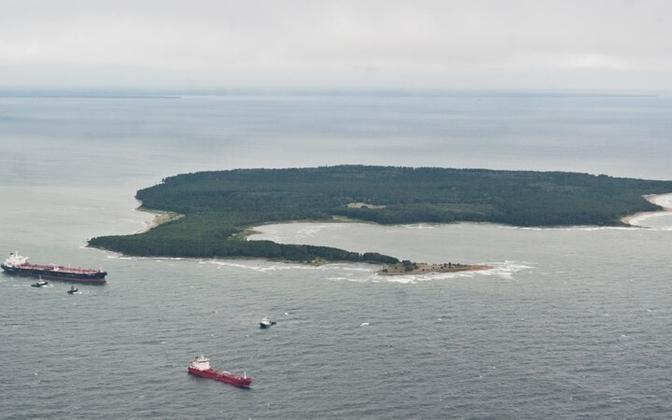 Остров Аэгна.
