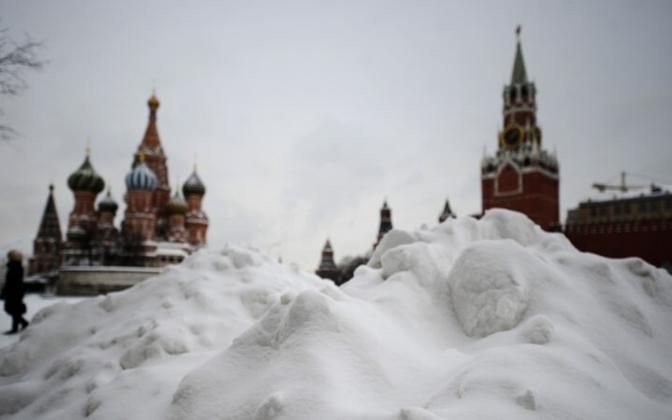 Депутаты Рийгикогу поедут в Москву.