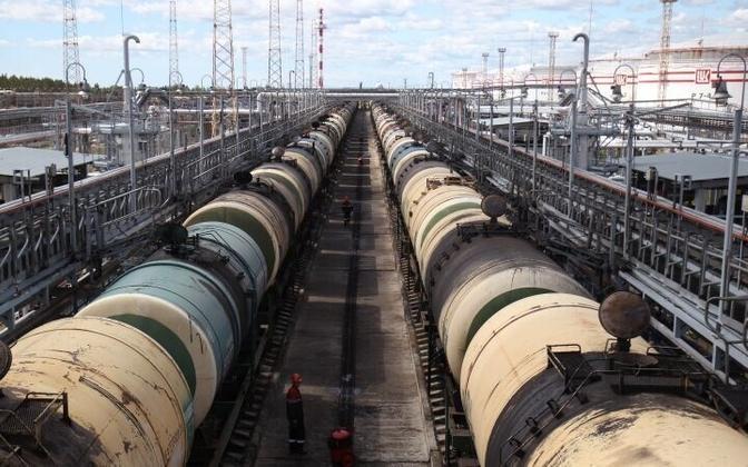 Порты в Ленинградской области негативно влияют на транзит через Эстонию.