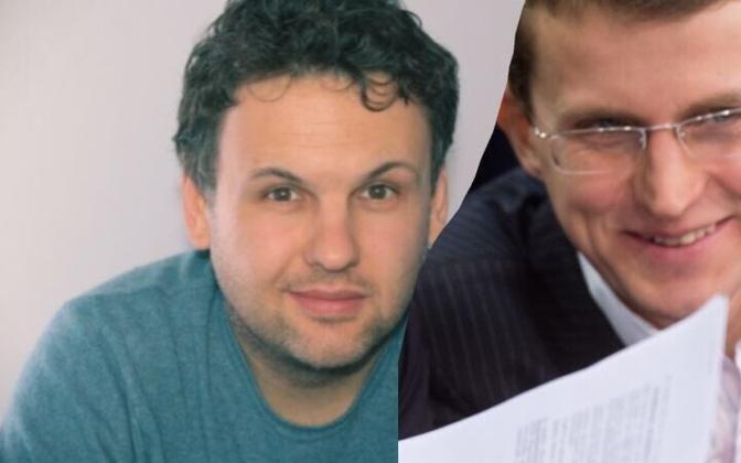 Максим Ефимов (слева) попытается