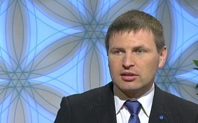 Министр юстиции Ханно Певкур