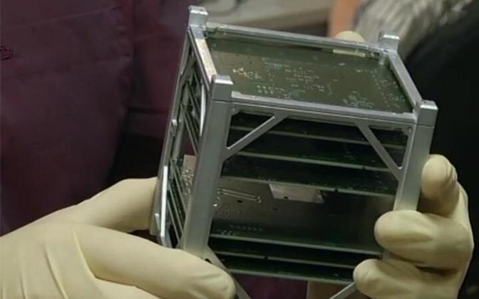 Satelliit ESTCube-1 ERR