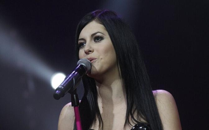 Laulja Birgit Õigemeel