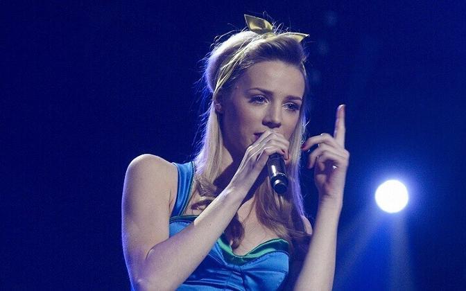 Laulja Liis Lemsalu