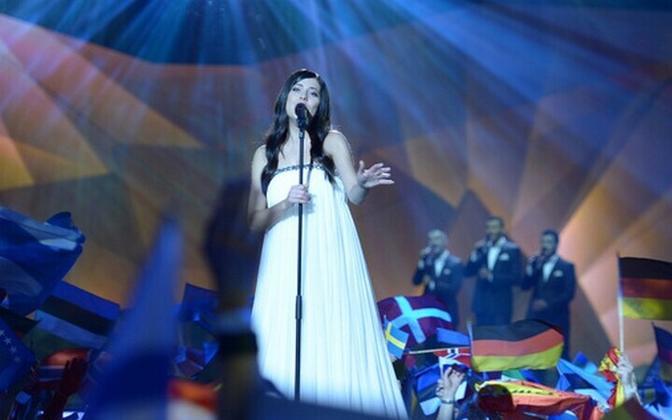 Birgit Õigemeel esindas Eestit Eurovisioonil möödunud aastal