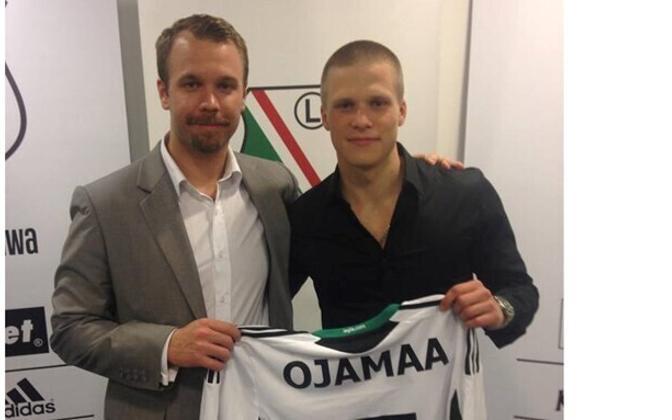 Henrik Ojamaa liitus Varssavi Legiaga