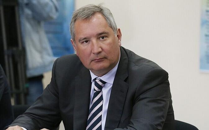 Dmitri Rogozin.