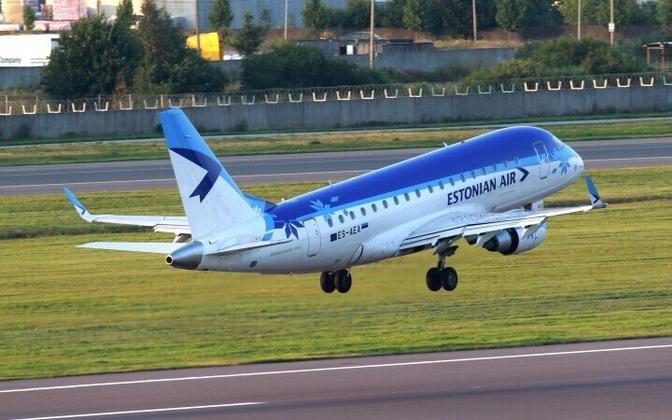 Эстонская национальная авиакомпания Estonian Air является крупнейшим оператором в аэропорту Таллинна.