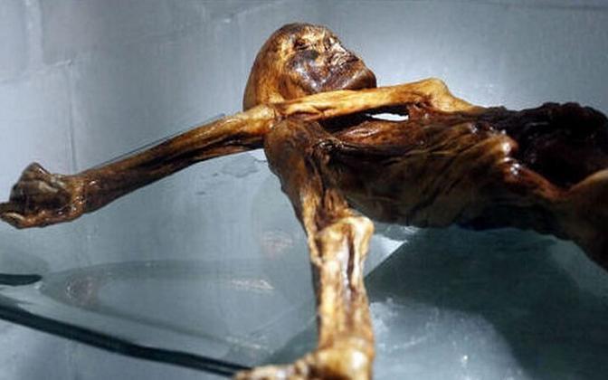 Jäämees Ötzi