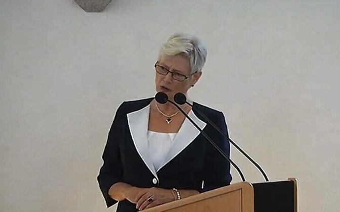 Исполнительный директор МЭА Мария ван дер Хевен