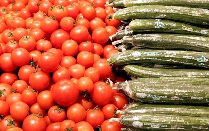 В сентябре рост цен затормозило удешевление продуктов овощеводства и садоводства.