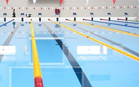 The college's swimming pool will include at least four lanes but with additional funding from the city of Narva, the pool may be bigger as well.