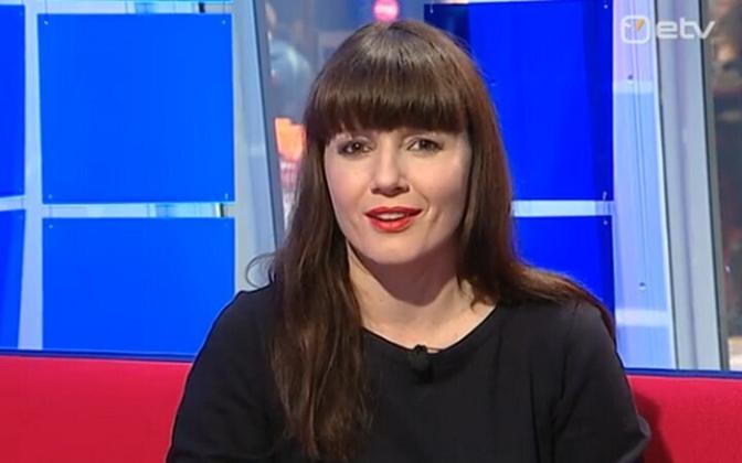Eesti Laul 2014 produtsent Heidy Purga