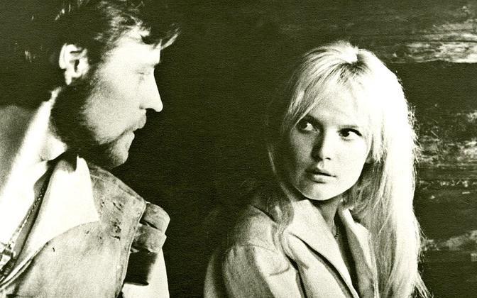 mf Viimne reliikvia, Gabriel - Aleksandr Goloborodko, Agnes von Mönnikhusen - Ingrida Andrina. 1969