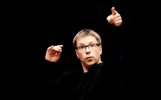 Conductor Olari Elts is one of six new supervisory board members at Eesti Kontsert.