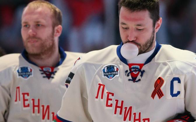 Patrick Thoresen ja Ilja Kovaltšuk
