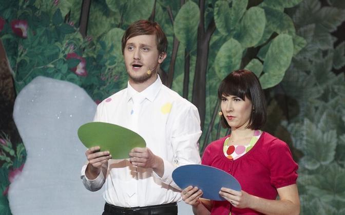 Mikk Jürjens ja Mari Pokinen