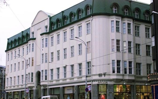 The Ministry of Culture in Tallinn.