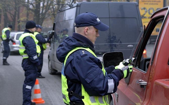 Politseireid.