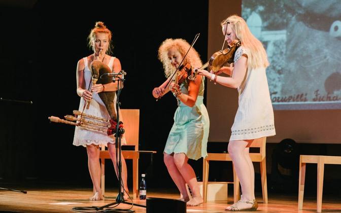 Torupilli Jussi Trio